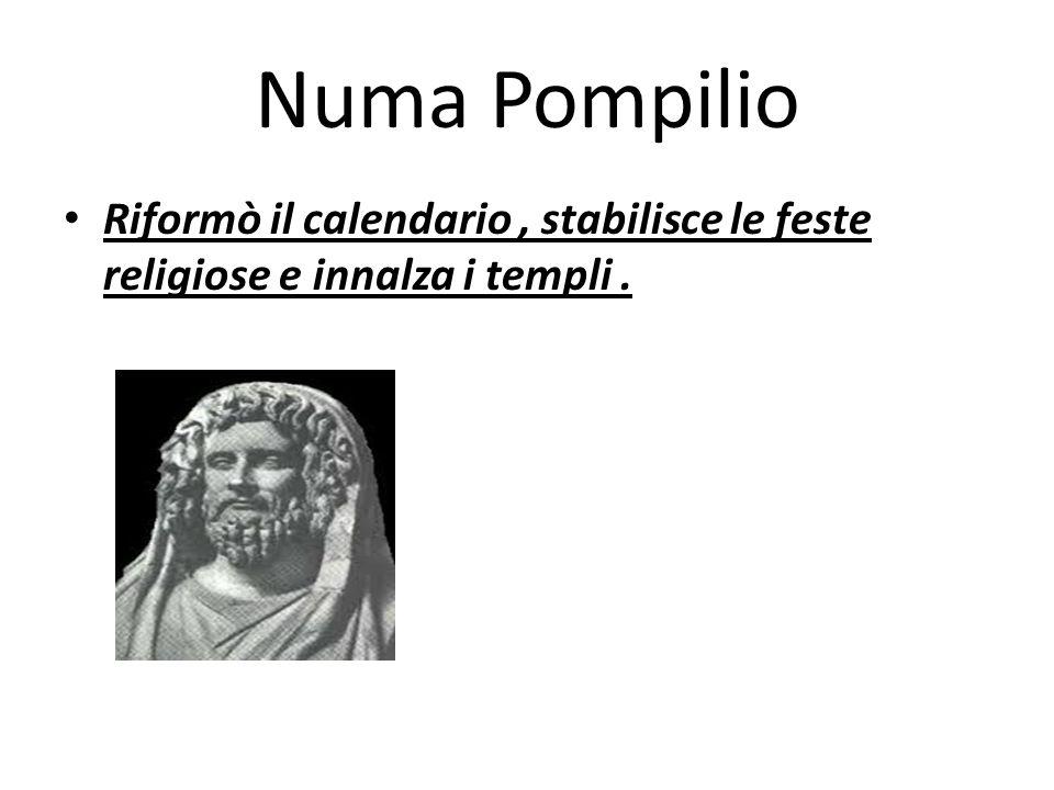 Riformo Il Calendario.La Storia Di Roma La Fondazione Ppt Video Online Scaricare
