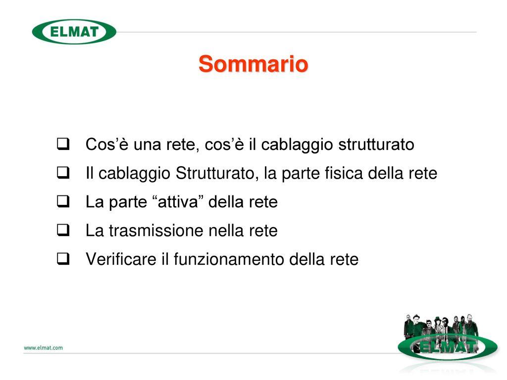 Schema Cablaggio Rete Lan : Presentato da: andrea zocco ppt scaricare