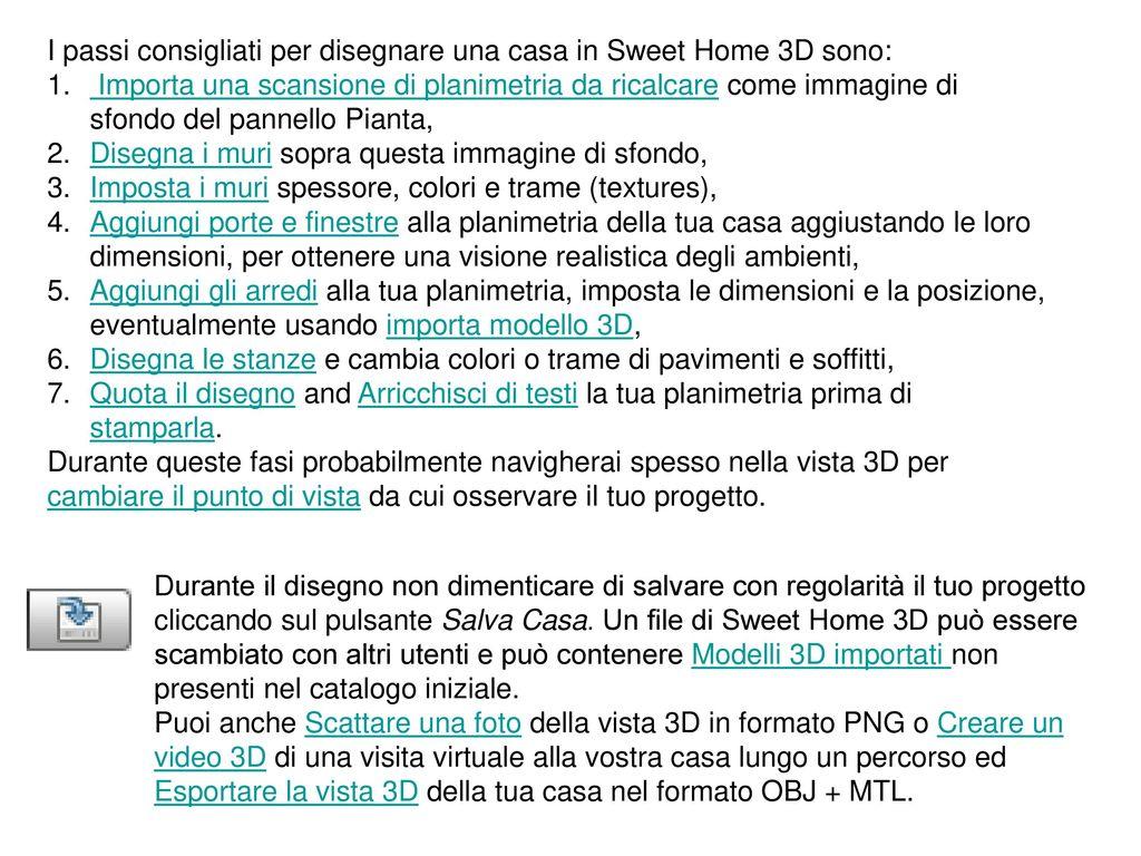 Sweet Home 3d Un Programma Gratuito Per La Progettazione