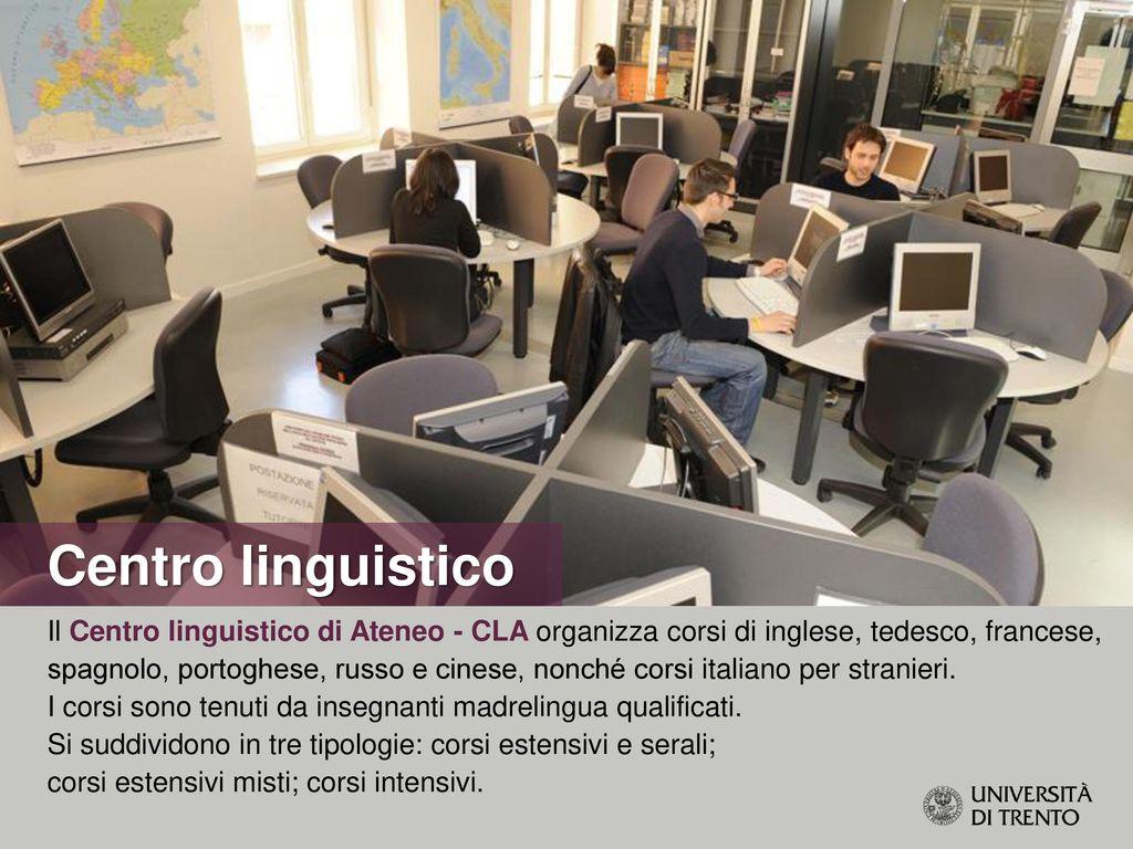 Ufficio Job Guidance Trento Orari : A cura di divisione comunicazione ed eventi ©università di trento
