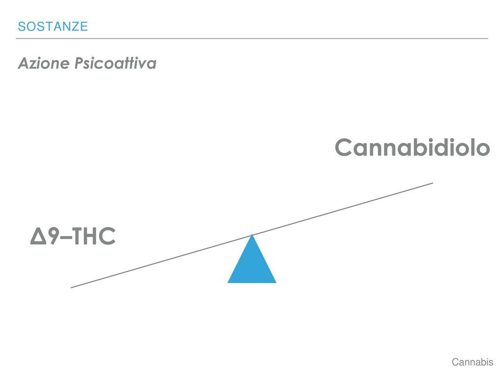 m marijuana anatomia di una sostanza psicoattiva