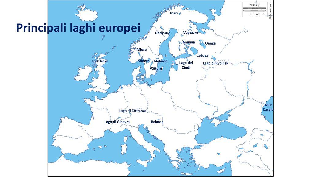Laghi Europa Cartina.Fiumi E Laghi Sognare Sugli Atlanti Ppt Scaricare