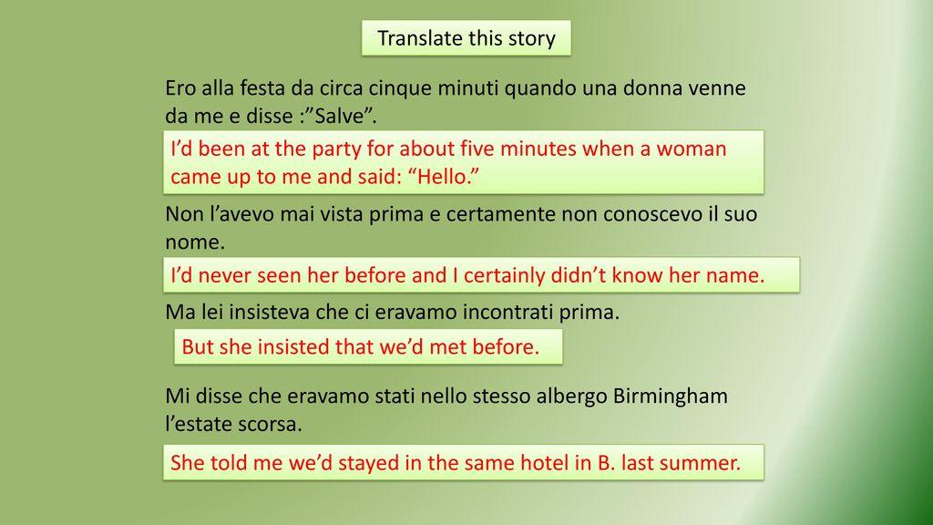 ero story