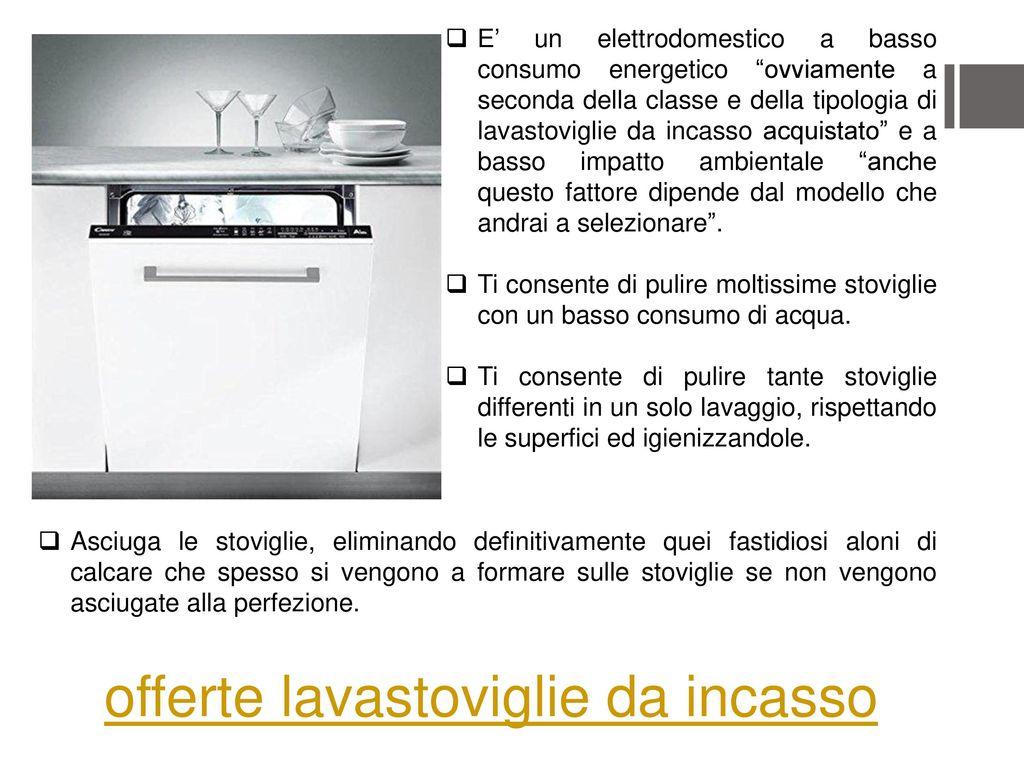 lavastoviglie da incasso - ppt scaricare