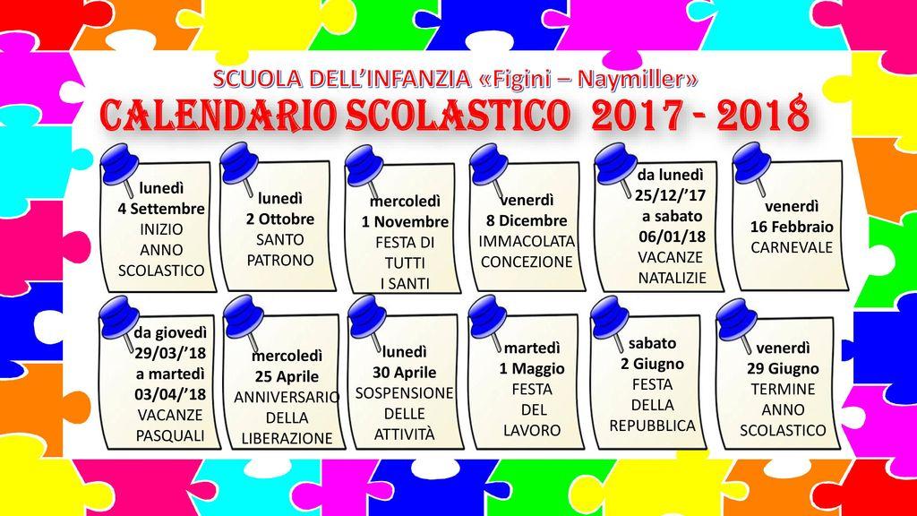 Tutti I Santi Del Calendario.Scuola Dell Infanzia Figini Naymiller Ppt Scaricare