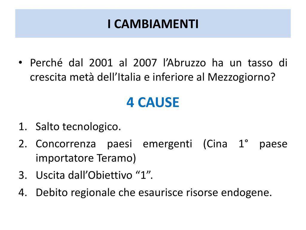 Cartina Muta Dell Abruzzo.Le Dinamiche Evolutive Dell Economia Abruzzese Ppt Scaricare