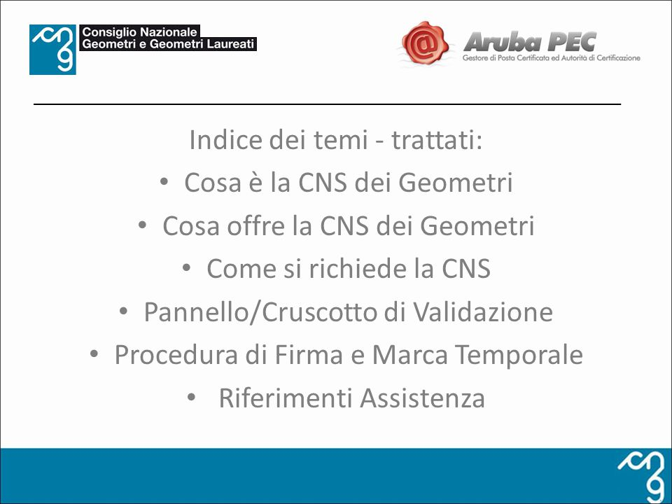 certificato digitale cns