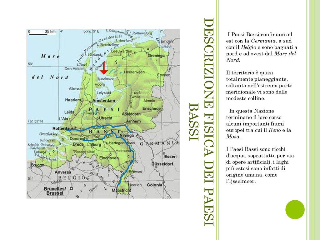 Cartina Olanda Fisica.I Paesi Bassi Francesca Sessa Superficie Km Ppt Scaricare