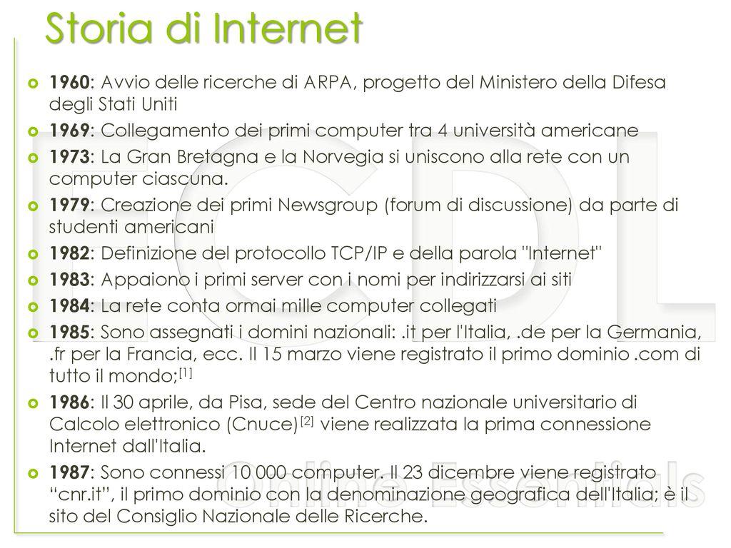 Forum di collegamento online