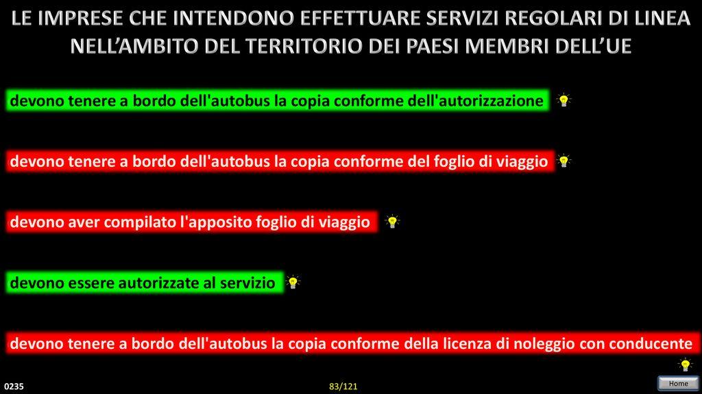 Favoloso TRASPORTO INTERNAZIONALE - ppt scaricare FW38