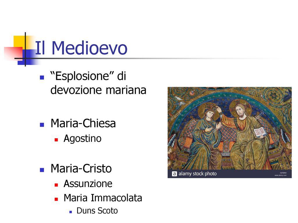 Maria Fiore dell'umanità I dogma mariani - ppt scaricare