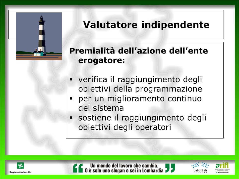 Valutatore indipendente