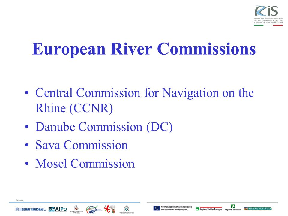European River Commissions