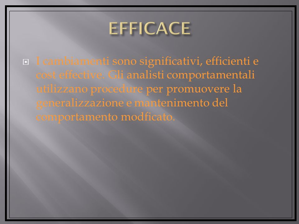 Workshop 1 EFFICACE.