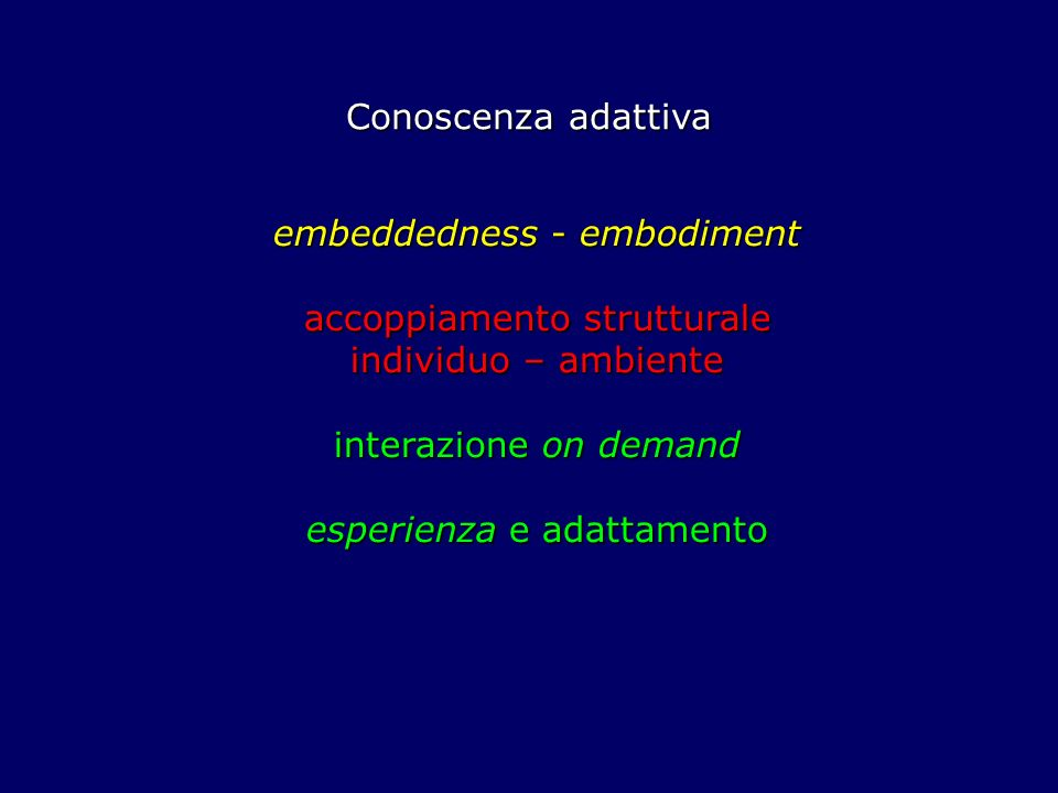 embeddedness - embodiment