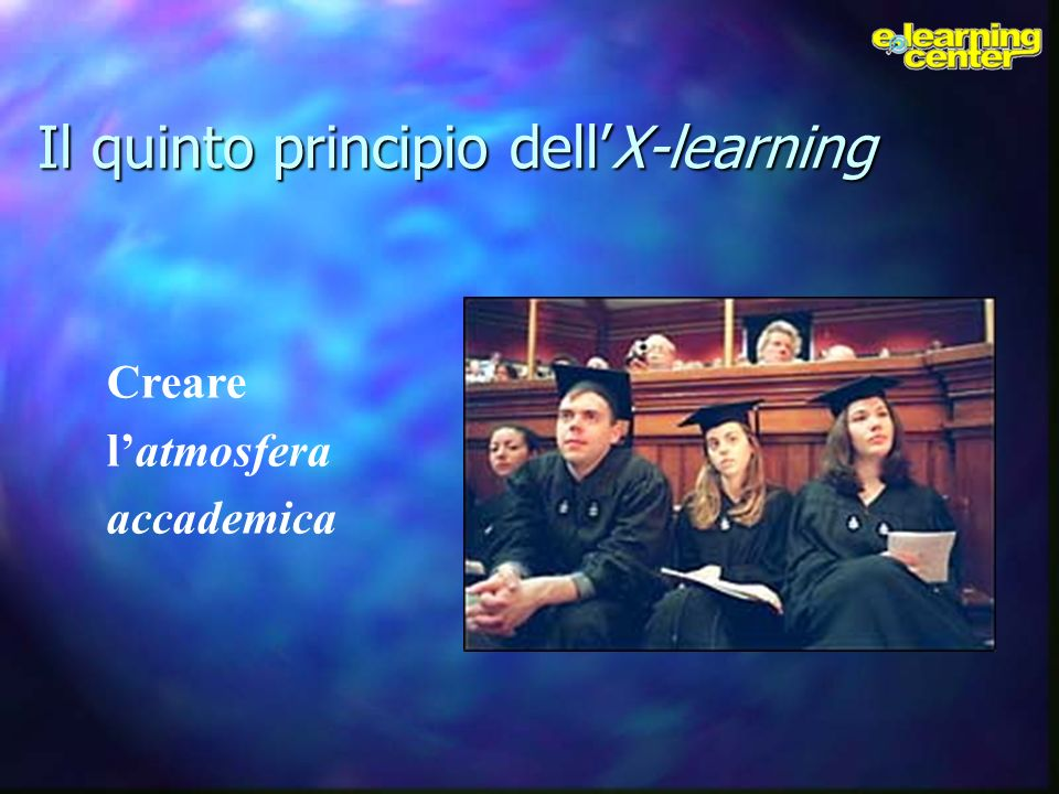 Il quinto principio dell'X-learning