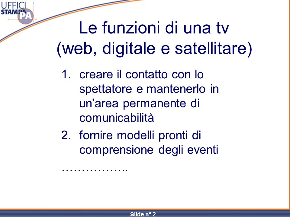 Le funzioni di una tv (web, digitale e satellitare)
