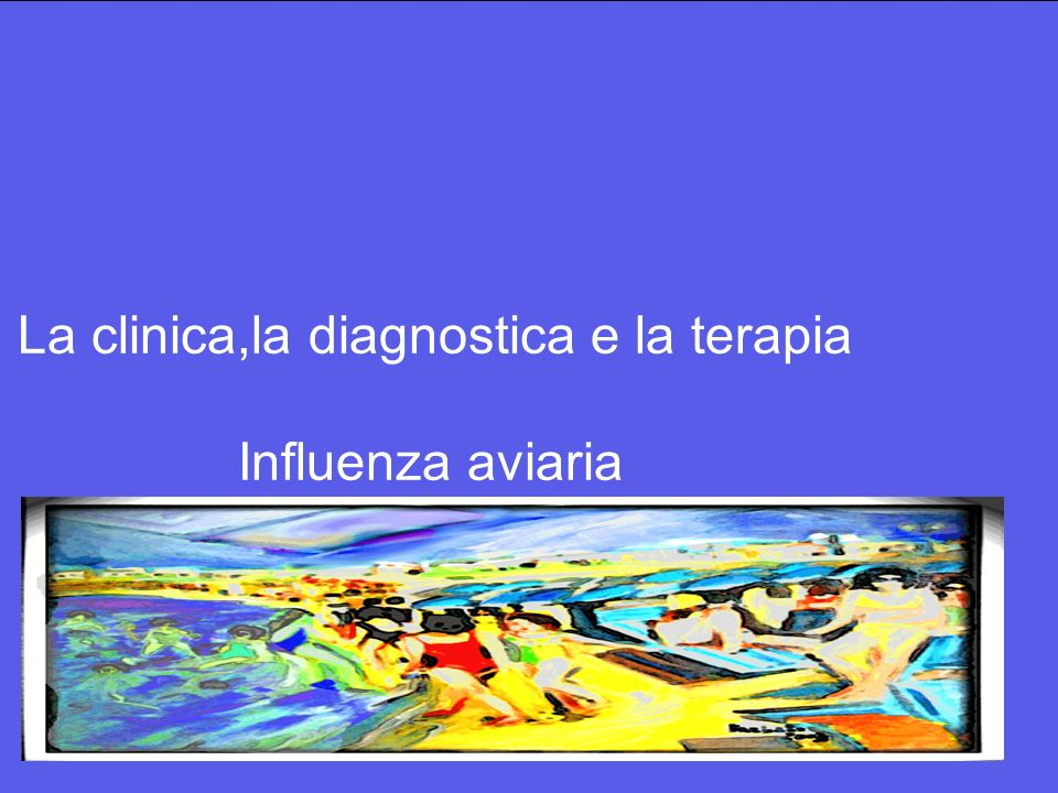 La clinica,la diagnostica e la terapia