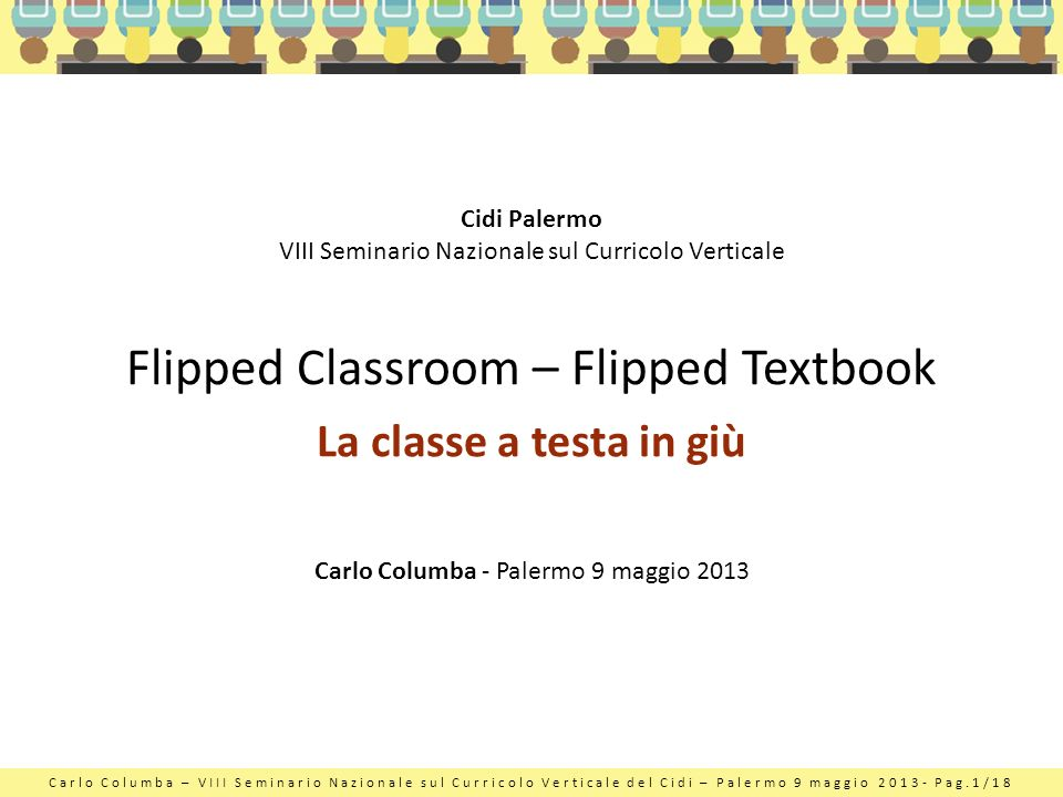 Flipped Classroom – Flipped Textbook