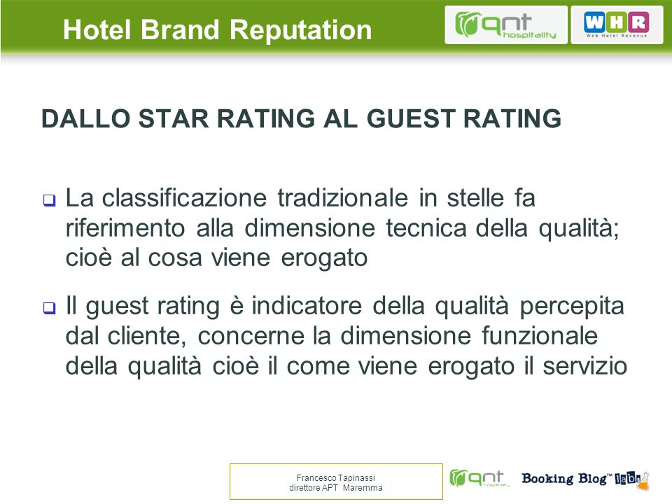 DALLO STAR RATING AL GUEST RATING