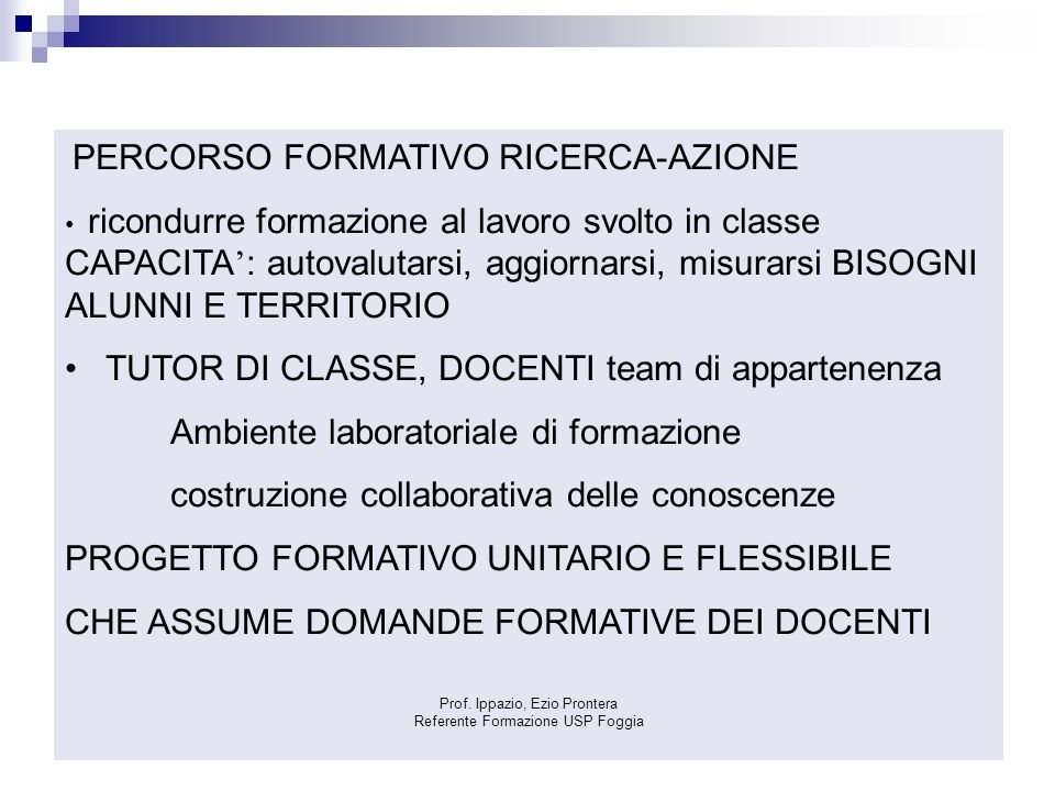 TUTOR DI CLASSE, DOCENTI team di appartenenza
