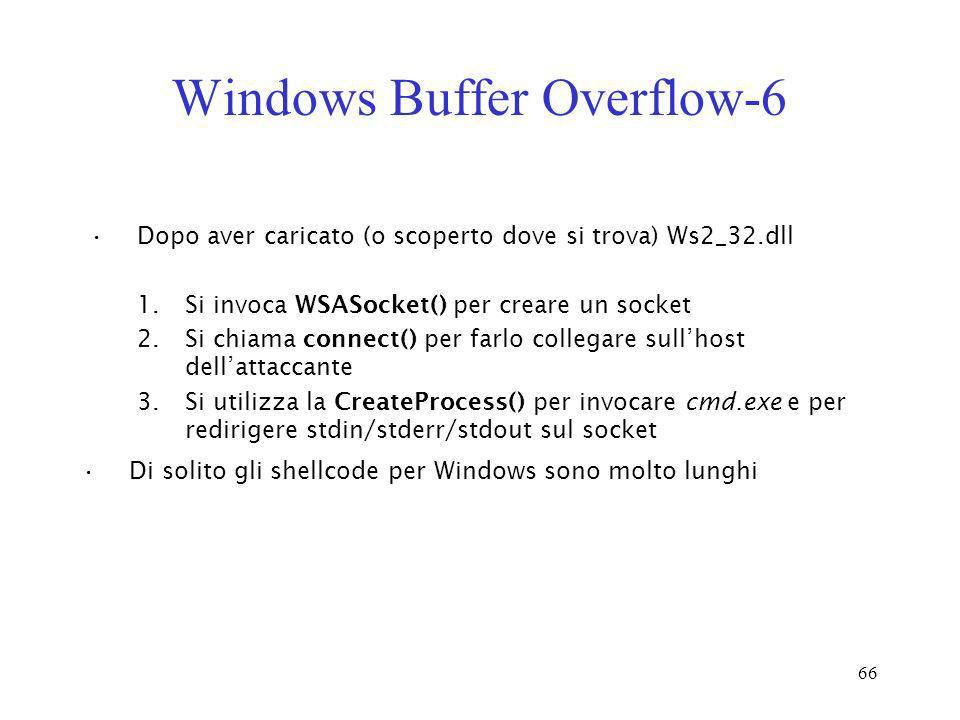 Windows Buffer Overflow-6