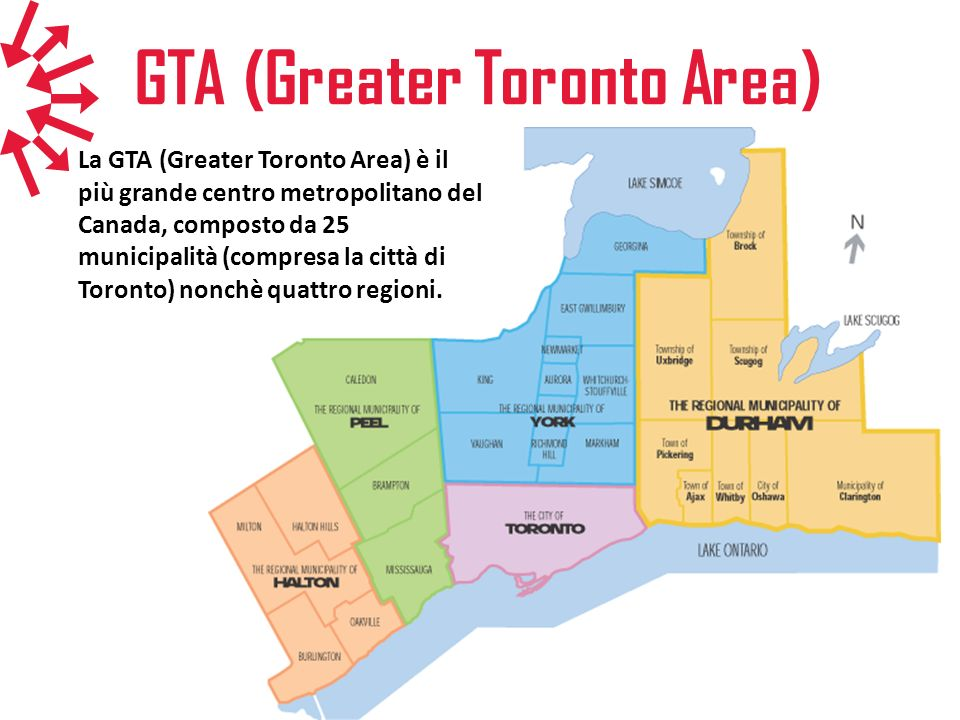 GTA (Greater Toronto Area)