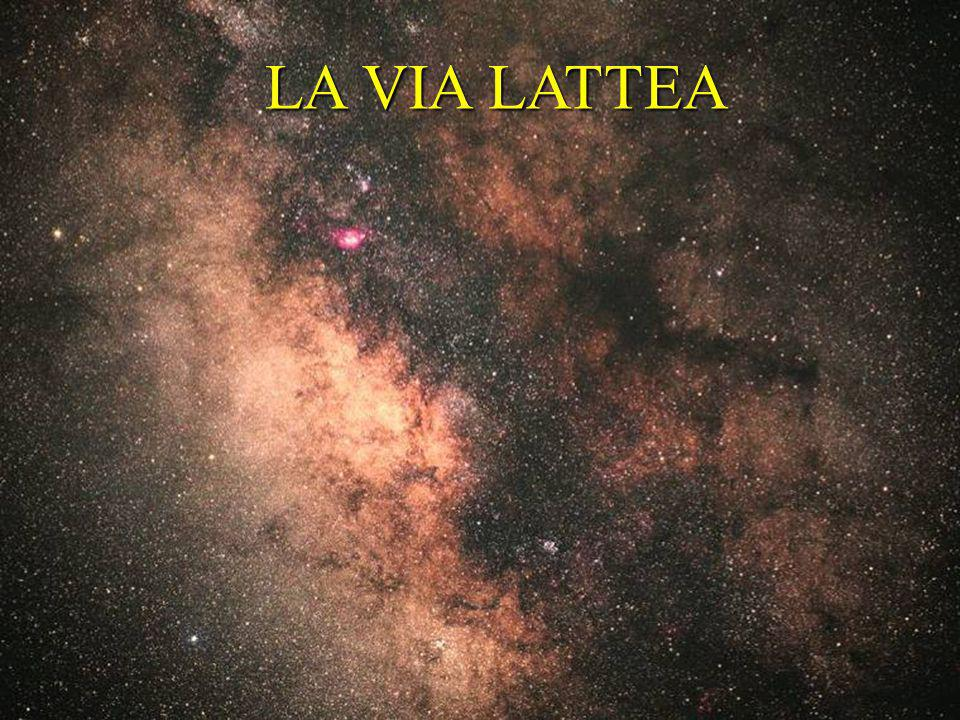 LA VIA LATTEA LA VIA LATTEA
