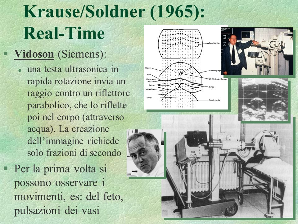 Krause/Soldner (1965): Real-Time