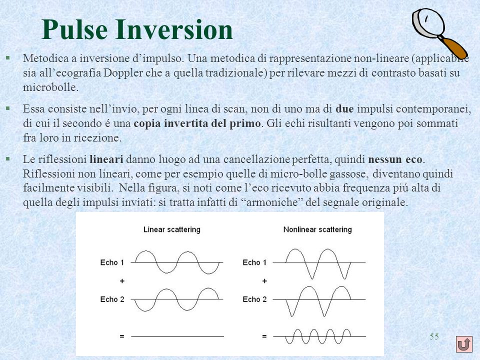 Pulse Inversion
