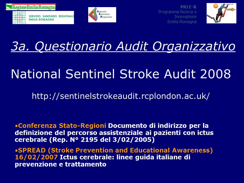 National Sentinel Stroke Audit 2008