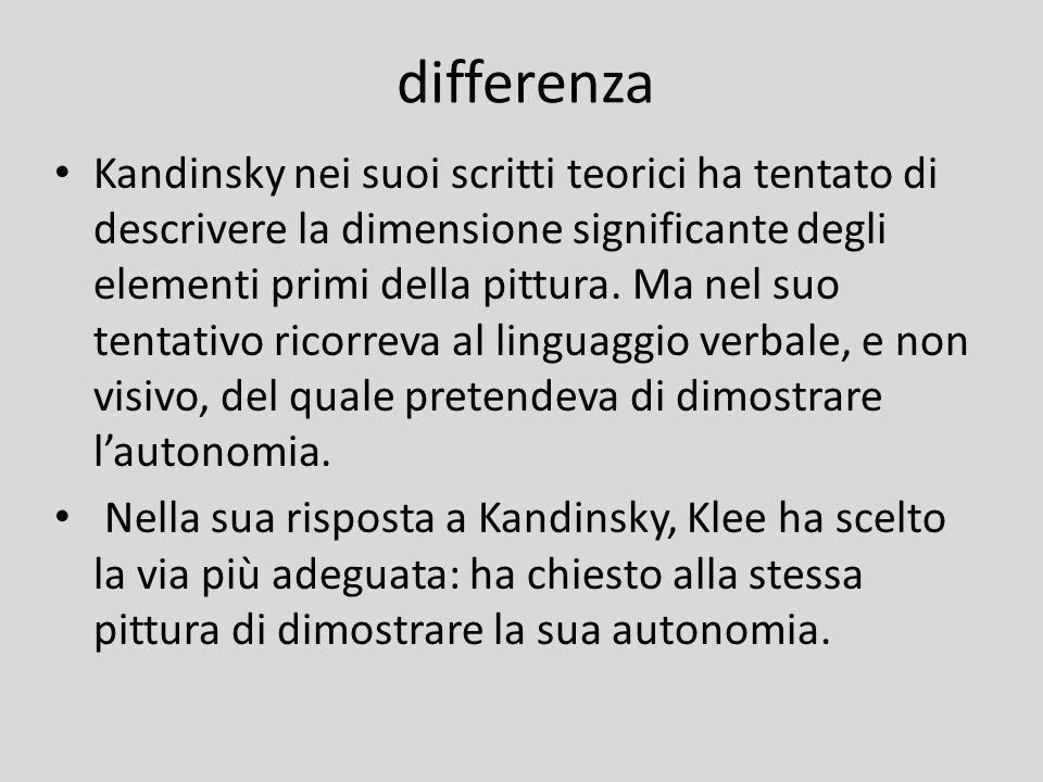 differenza