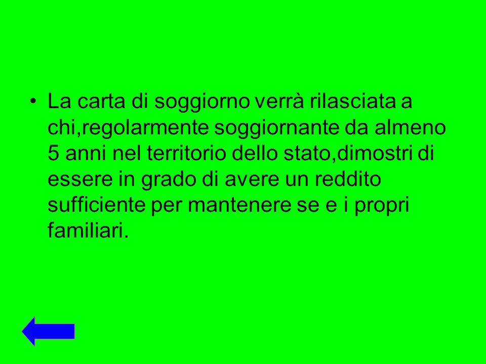 Legge ed integrazione in Italia. - ppt scaricare