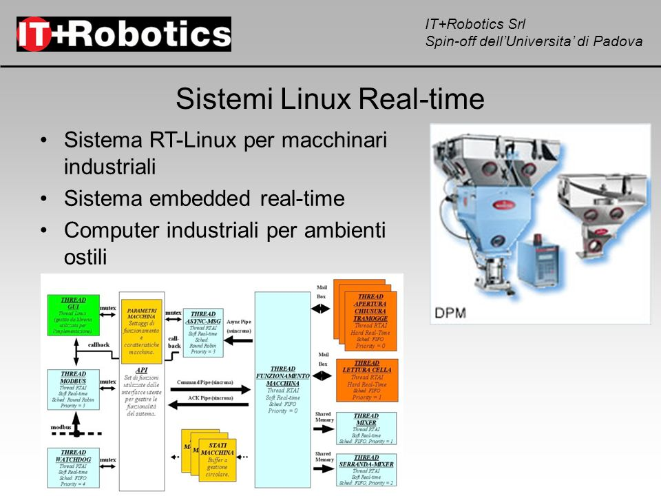 Sistemi Linux Real-time