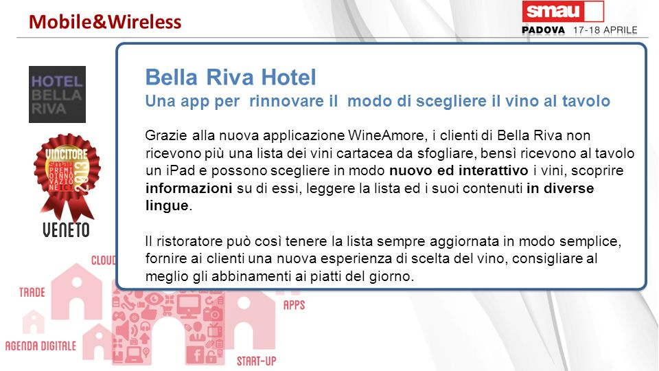 Bella Riva Hotel Mobile&Wireless