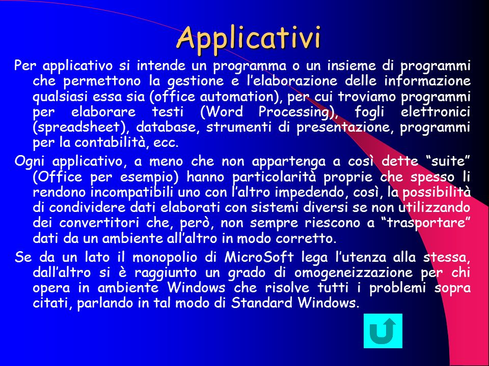 Applicativi