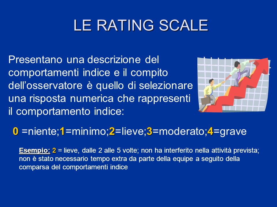 LE RATING SCALE