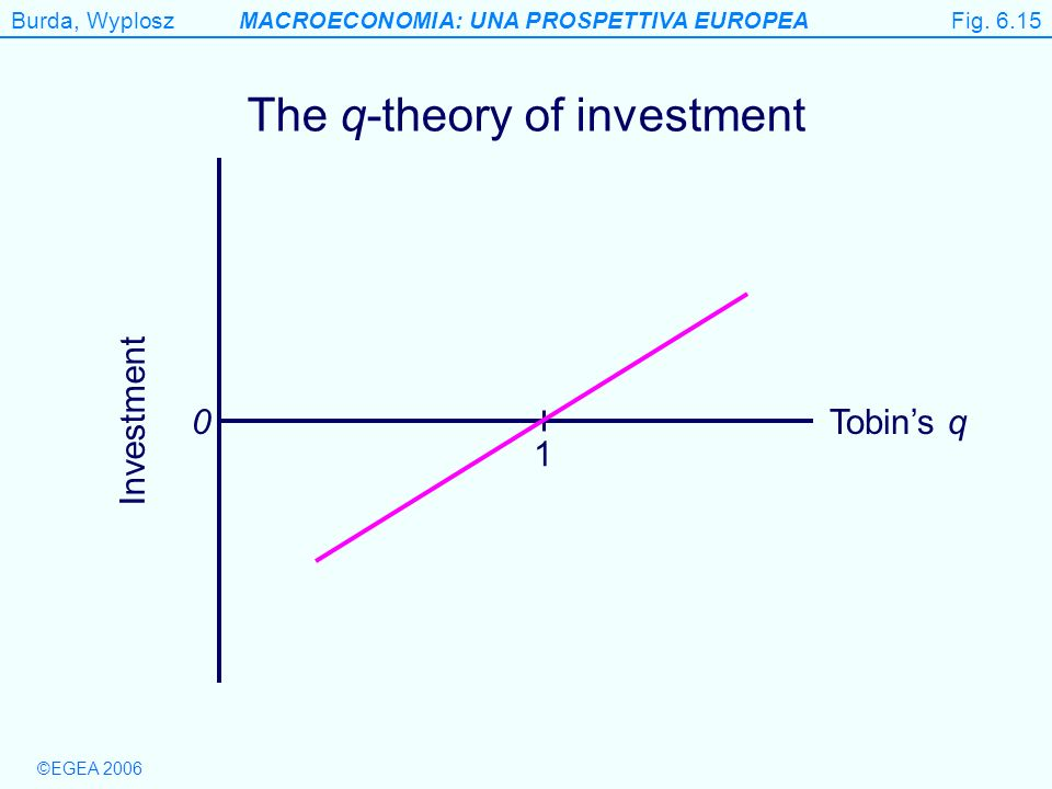 The q-theory of investment