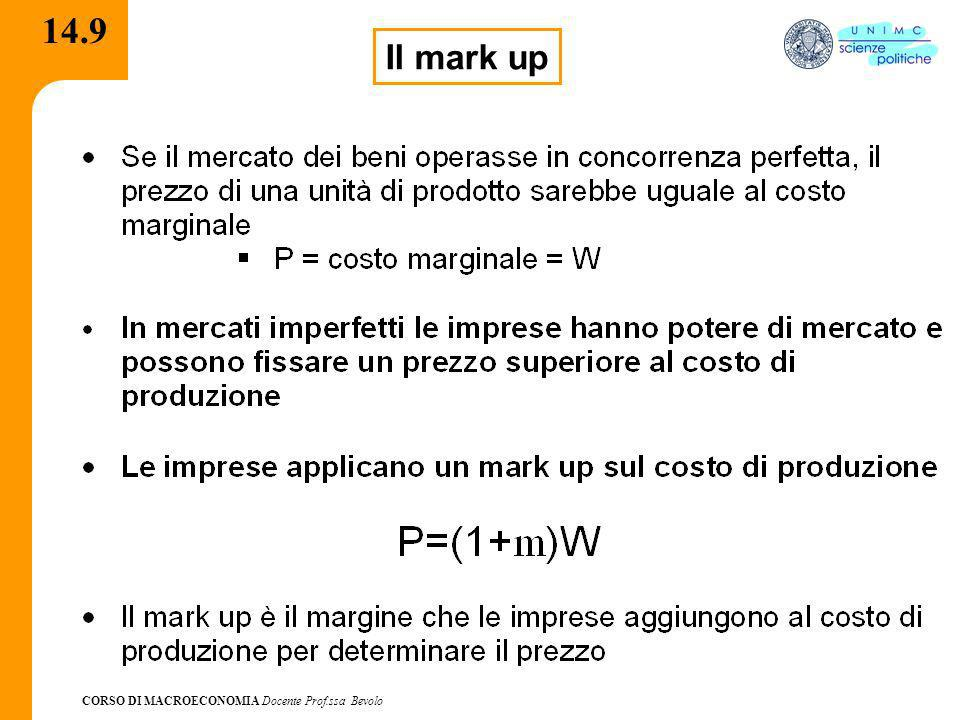 14.9 Il mark up