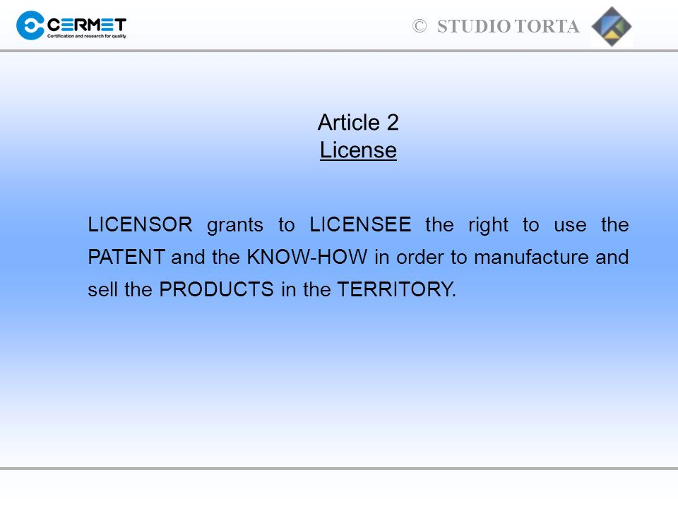 Article 2 License.