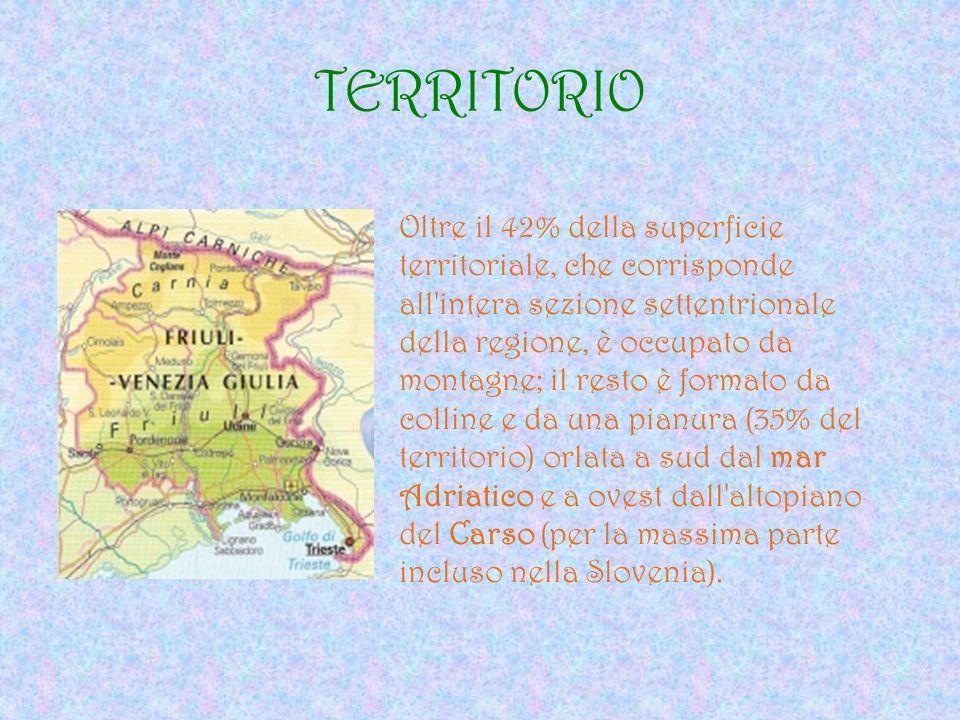 Cartina Fisica Del Friuli Venezia Giulia.Friuli Venezia Giulia Ppt Video Online Scaricare