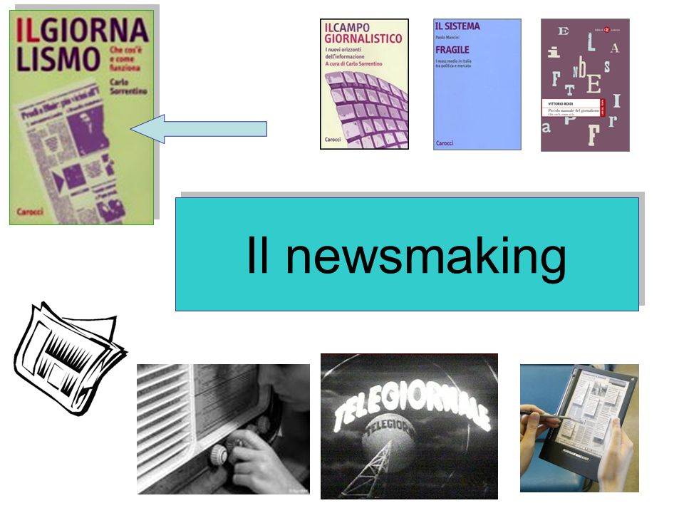 Il newsmaking