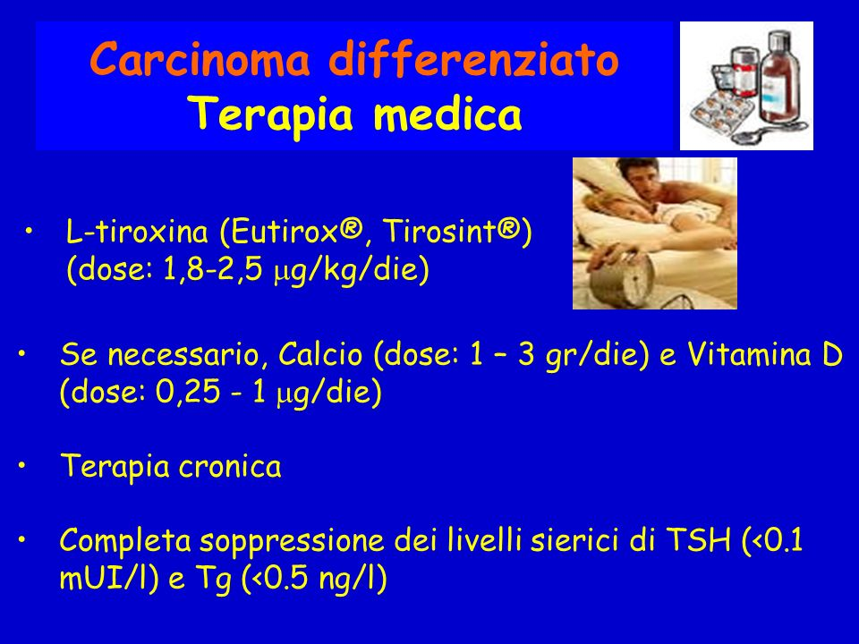 Carcinoma differenziato