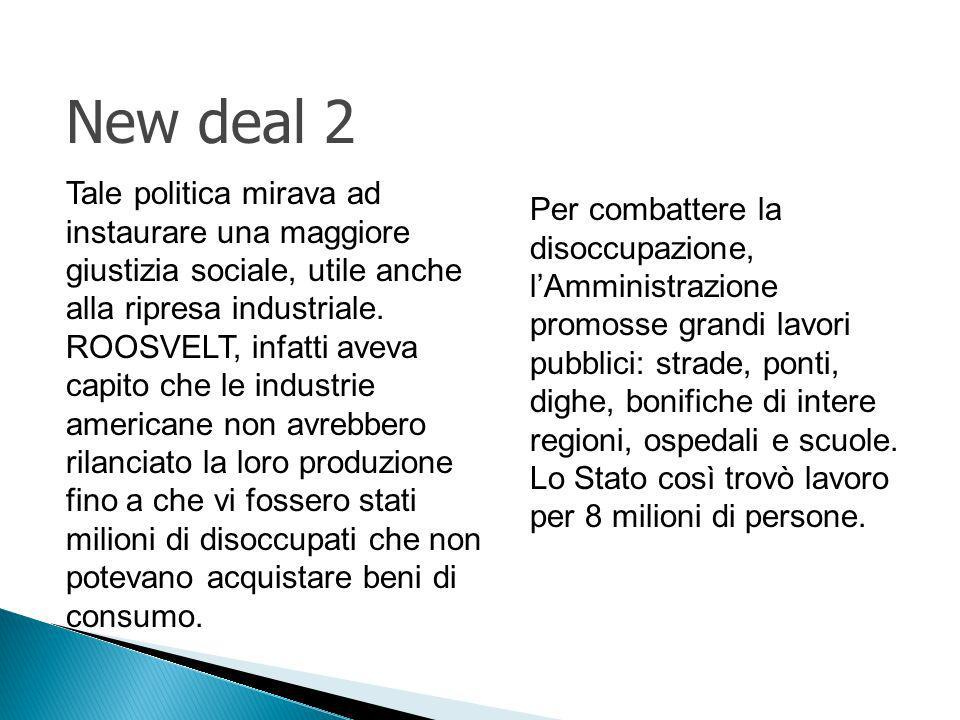 New deal 2