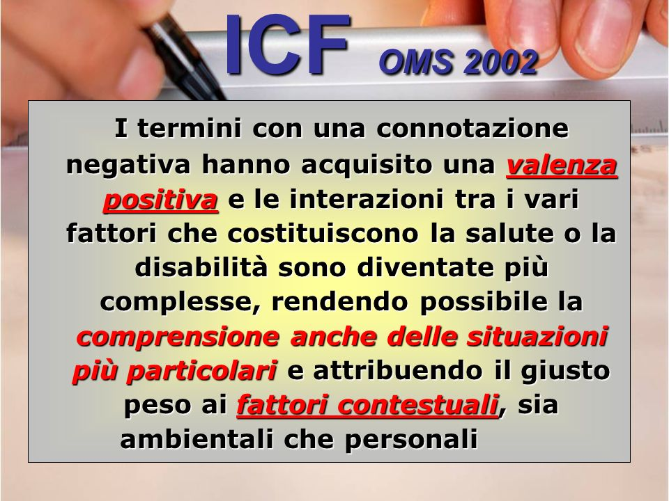 ICF OMS 2002