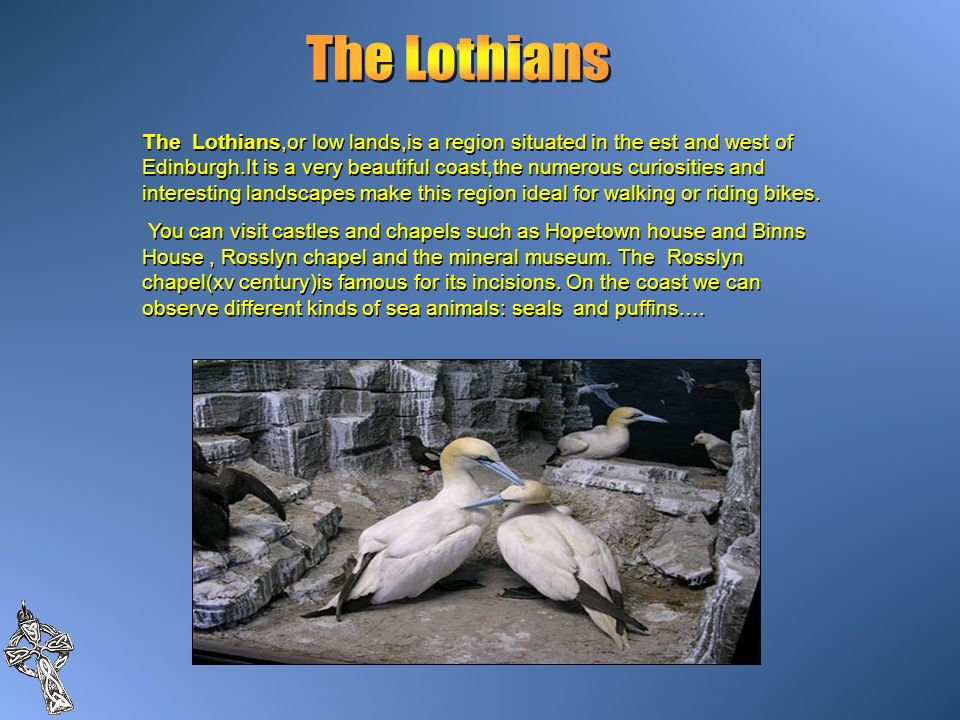 The Lothians