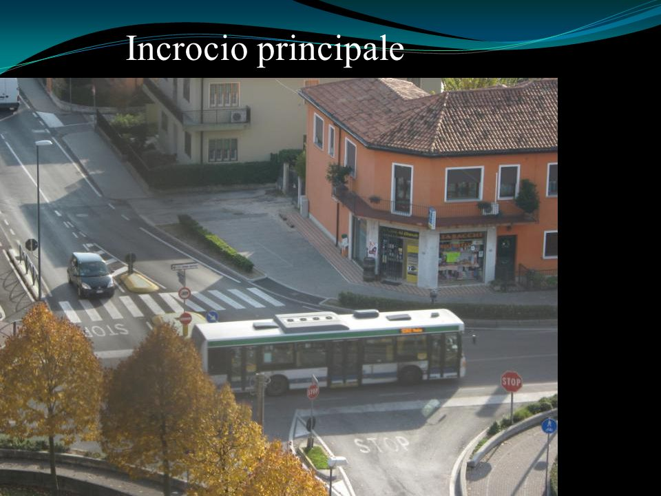 Incrocio principale