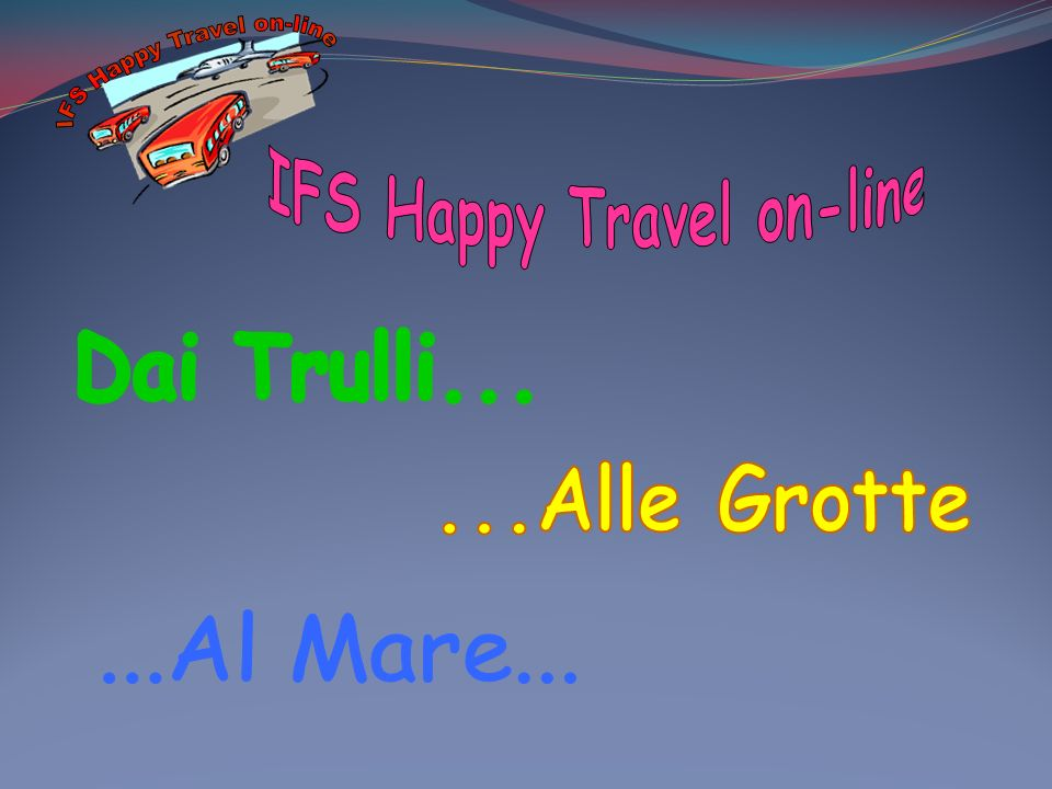 IFS Happy Travel on-line