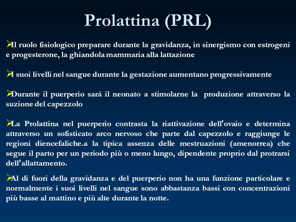Prolattina (PRL)