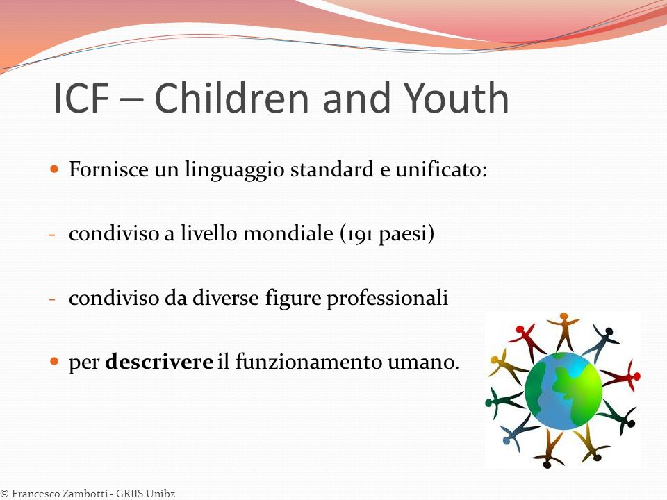 ICF – Children and Youth